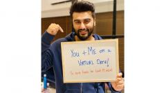 COVID-19: Arjun Kapoor to go on a virtual date to raise funds