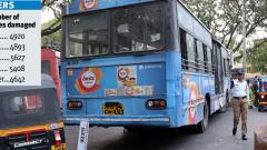 10,000 PMPML buses damaged due to brake fail incidents