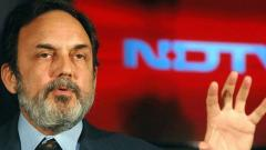 CBI books NDTV promoters Prannoy Roy, Radhika Roy for FDI rules violation