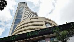 Sensex gives up early gains to end 262 points lower; financial stocks tank