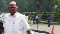 Man who attacked Sharad Pawar arrested