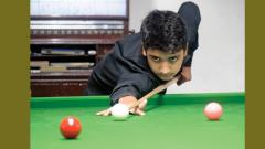 Junior champ Shahyan scores win