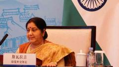 India addresses OIC for the first time