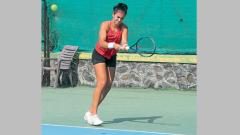 Dhruti shocks Albina to move into 2nd qualifying Rd
