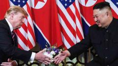 Trump-Kim handshake, optimism to kick off nuclear summit