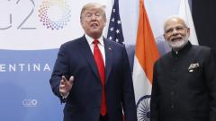 Trump has made it clear mediation offer on Kashmir not on table anymore
