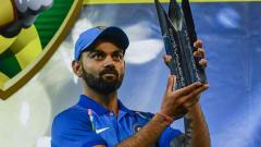 'King Kohli sweeps ICC awards; also named captain of Test, ODI Teams of the Year