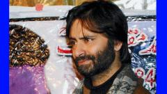 NIA Charge Sheet Against Yasin Malik, Others On Thursday