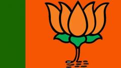 Workers flay BJP's Dynasty politics