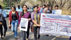 Research scholars demand hike in fellowship stipend
