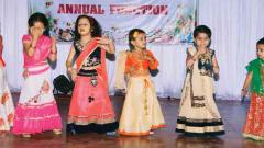 Busy Bee International School holds its 12th Annual Day