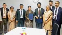 Bharat Forge signs 3 MoUs in defence and aerospace