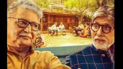 Amitabh Bachchan and Vikram Gohakle's 'AB Aani CD' to digitally release on Amazon on May 1