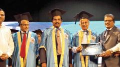 AISSMS College Of Engg Bags National Award