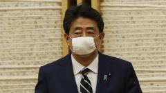 Japanese Prime Minister Shinzo Abe admitted to hospital