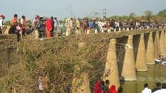 24 killed, 5 injured as bus carrying wedding party plunges into river in Bundi