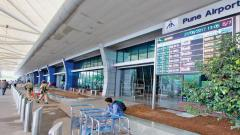 Pune airport resumes operations