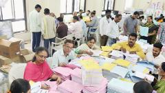 About 10,000 Cops On Bandobast Duty On Polling Day In City