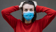 It also found that women are more compliant and conscious of using masks properly than men.