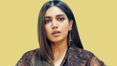 Bhumi on 'Durgavati': I'm carrying a film on my shoulders the first time