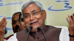 Bihar CM Nitish Kumar: Migrants were in great distress
