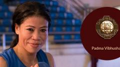 After Padma Vibhushan, Mary Kom dreams of winning Bharat Ratna