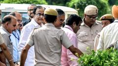 Chidambaram sent to Tihar jail in INX Media corruption case