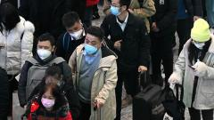 China coronavirus: Death toll climbs to 2,744 amidst decline in cases