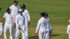 India won by an innings and 130 runs; taken a 1-0 lead