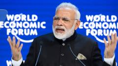 Modi meets CEOs at WEF, IMF reaffirms India's growth story