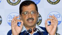 My aim is to defeat corruption, take Delhi forward: Kejriwal
