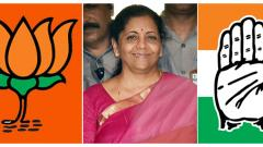 BJP hails Budget as one for 'New India'; Cong slams it as 'old wine in new bottle'