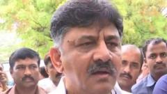 Congress leader Shivakumar moves HC seeking bail