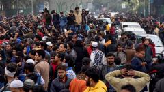 Opposition parties demand judicial probe into police action against Jamia students