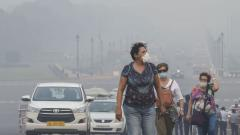 Air Pollution in Delhi-NCR akin to smoking 15-20 cigarettes a day