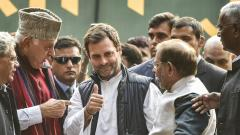 We stand united with farmers; they're asking for their due, not free gift: Rahul Gandhi