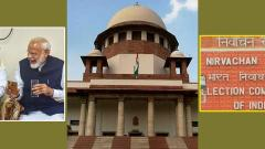 SC asks Cong MP to bring on record EC orders giving clean chit to PM Modi, Amit Shah