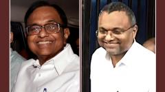 SC reserves verdict on Chidambaram's plea against HC denying bail in INX Media corruption case