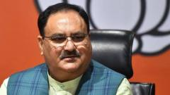Soniaji should not avoid original questions under the garb of COVID-19: BJP President  J.P. Nadda