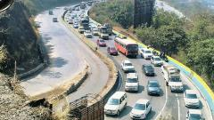 Pune-Mumbai Expressway missing link work gathers pace, 1.5 kilometre tunnel digging work completed
