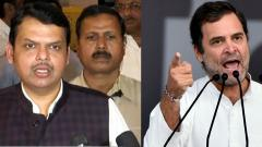 Fadnavis seeks Rahul Gandhi's apology over Savarkar remarks