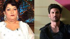 Saroj Khan's last Instagram post was for Sushant Singh Rajput