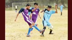 Vardha and Sonawane score as Mathew FC wins on the trot