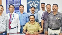 GRP Pune Seizes 6 Gold Biscuits Worth RS 24 Lakh