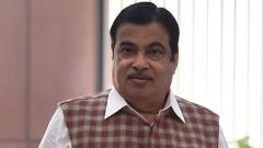 Gadkari inaugurates first inter-city electric bus service