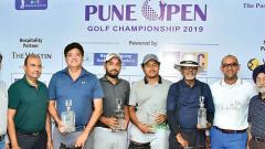 Sachin Baisoya and team win Pro-Am