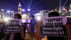 Tear gas fired as Hong Kong police, protesters clash