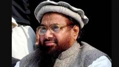 Lashkar founder Hafiz Saeed sent to jail for five years