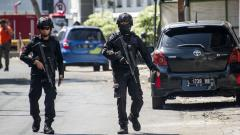 Four suicide bombers dead in Indonesia police HQ attack: authorities