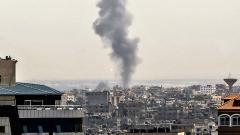 250 rockets fired from Gaza at Israel